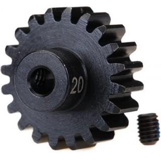 Traxxas pastorek 20T 32DP 3.17mm kalená ocel