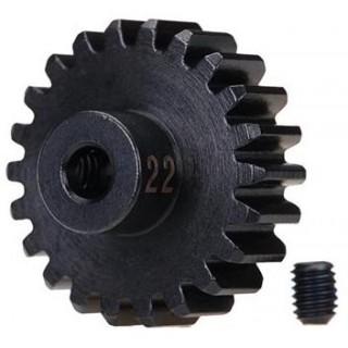Traxxas pastorek 22T 32DP 3.17mm kalená ocel