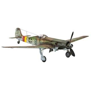Plastic ModelKit letadlo 03981 - Focke Wulf Ta 152 H (1:72)