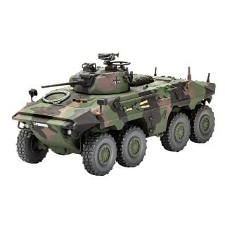 Plastic ModelKit military 03208 - SpPz 2 Luchs (1:72)