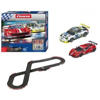 Autodráha Carrera D132 30195 Passion of Speed