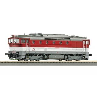 Dieselová lokomotiva 750.031, ZSSK