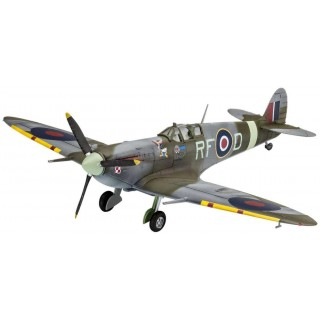 Plastic ModelKit letadlo 03897 - Supermarine Spitfire Mk. Vb (1:72)