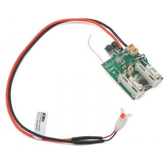 Spektrum DSM X - přijímač 6CH AS6410T AS3X 2xESC