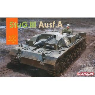 Model Kit military 7557 - StuG.III Ausf.A (1:72)