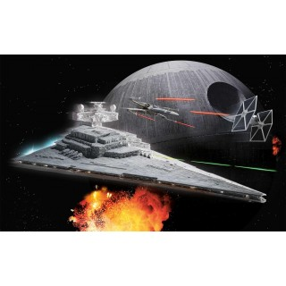 Build & Play SW 06749 - Imperial Star Destroyer