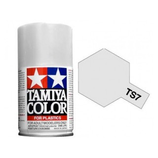 Tamiya Color TS 7 Racing White Spray 100ml