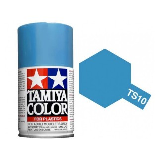 Tamiya Color TS 10 French Blue Spray 100ml