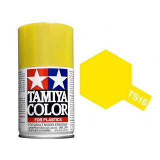 Tamiya Color TS 16 Yellow Gloss Spray 100ml