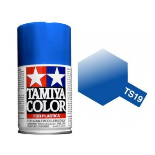 Tamiya Color TS 19 Metallic Blue Spray 100ml