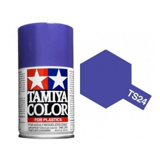 Tamiya Color TS 24 Purple Spray 100ml