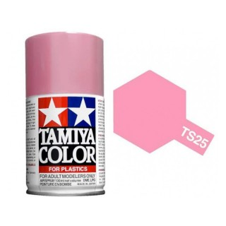 Tamiya Color TS 25 Pink Spray 100ml