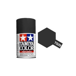 Tamiya Color TS 29 Semi Gloss Black Spray 100ml