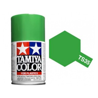 Tamiya Color TS 35 Park Green Spray 100ml