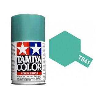 Tamiya Color TS 41 Coral Blue Spray 100ml