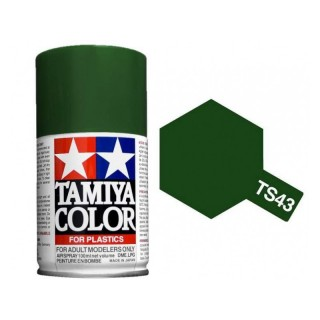 Tamiya Color TS 43 Racing Green Spray 100ml