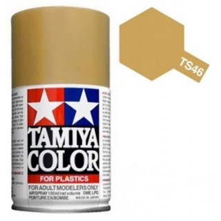 Tamiya Color TS 46 Light Sand Spray 100ml