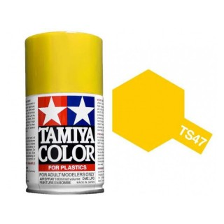 Tamiya Color TS 47 Chrome Yellow Spray 100ml