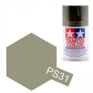 Tamiya Color PS-31 Clear Smoke Polycarbonate Spray 100ml