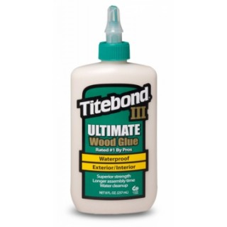 Titebond III Ultimate vodostálé disperzní lepidlo 237ml