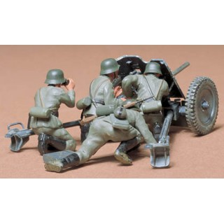 Tamiya German 37mm Anti-tank 1/35