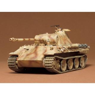 Tamiya Pz.Kpfw. V Panther Ausf. A 1/35