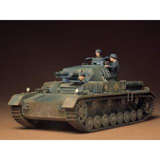 Tamiya Pz.Kpfw. IV Ausf.D 1/35