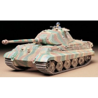 Tamiya Pz.Kpfw. VI King Tiger Porsche Turret 1/35