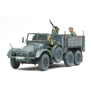 Tamiya 6X4 Truck Krupp Protze (Kfz.70) Personnel Carrier 1/35