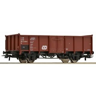 Otevřený nákladní vagón, ČD