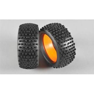 GRP 1:6 Cubic gumy s vložkami, směs X/ Extra soft, 2ks