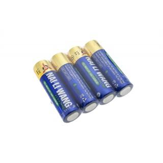 AA alkalické baterky 4 ks. v balení