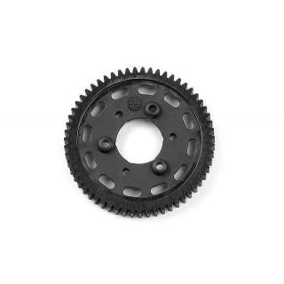 COMPOSITE 2-SPEED GEAR 59T (1st)