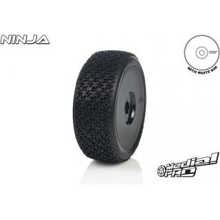 """Medial Pro kolo 3.3"""" Rex H17/34mm, pneu Ninja M4 (pár)"""