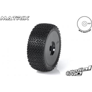 "Medial Pro kolo 3.3"" Rex H17/34mm, pneu Matrix M3 (pár)"