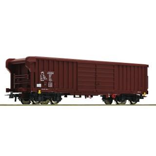 Otevřený vagón s rolovacími střechou, ZSSK
