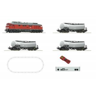 Digitální z21start set BR232 s cisternovými vozy, DB AG