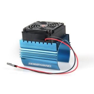 Chladič s ventilátorem pro motory s průměrem 44 mm