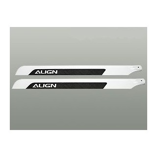 ALIGN - rotorové listy 550mm - T-REX 550 náhrada za AH55002T