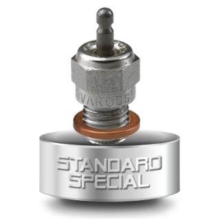 C9S Speciální svíčka Special Ultra Cold (High Nitro) glowplug Novarossi