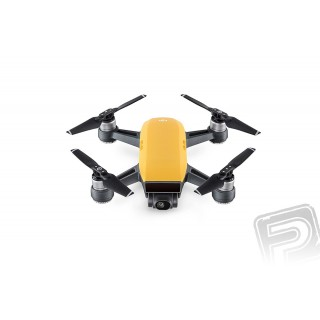 DJI - Spark Fly More Combo (Sunrise Yellow version) + DJI Goggles
