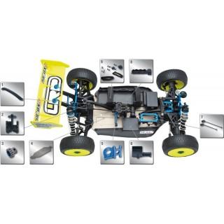 LRP S8 BX Team elektrická Buggy - konverzní sada