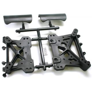 Shock Tower set buggy Robitronic