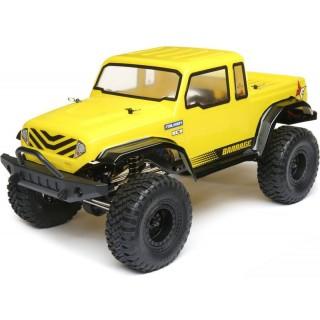 ECX Barrage 2.0 1:12 4WD RTR žlutý