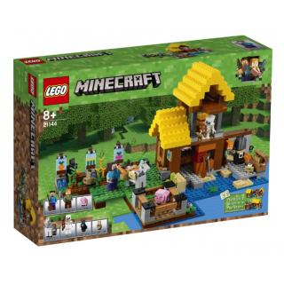 LEGO Minecraft - Farmářská usedlost