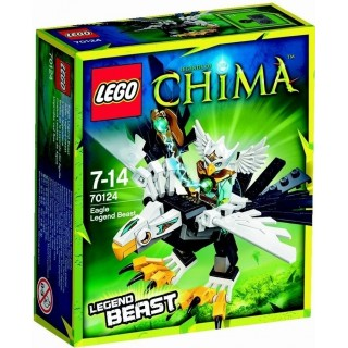 LEGO Chimo - Orel - Šelma Legendy