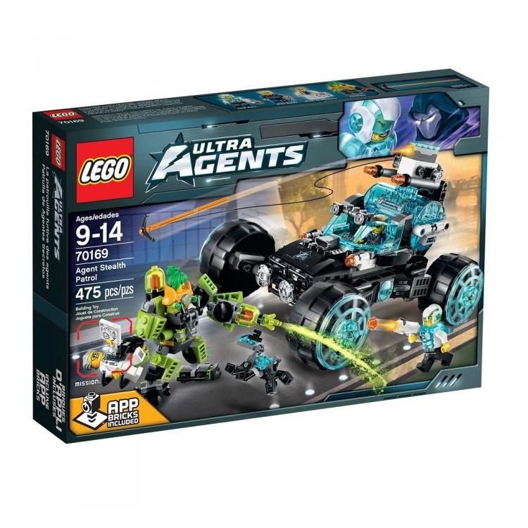 LEGO Ultra Agents - Hlídka tajných agentů