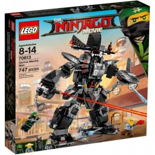 LEGO Ninjago Movie - Garmadonův Robo-Hai