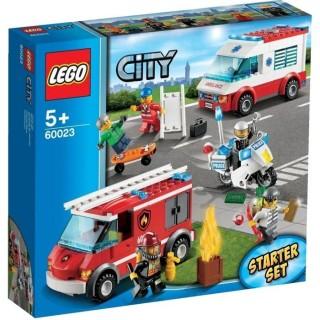 Lego City - Startovací sada