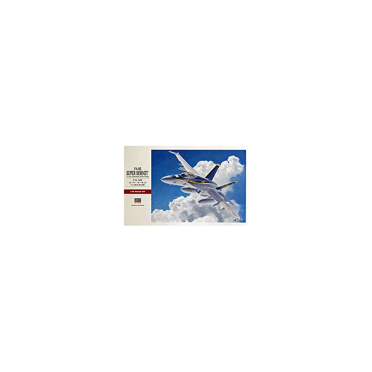 Hasegawa PT39 F/A-18E SUPER HORNET - rozbaleno